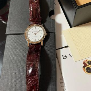 BVLGARI - ブルガリ 超美品  ブルガリブルガリ BB33SL オートマ メンズ 時計