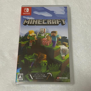 Nintendo Switch - 新品未開封 Minecraft Switch マインクラフト