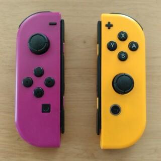 Nintendo Switch - ジョイコン 焼き芋カラー Joy-Con(任天堂Switch)