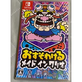 Nintendo Switch - おすそわけるメイドインワリオ Switch