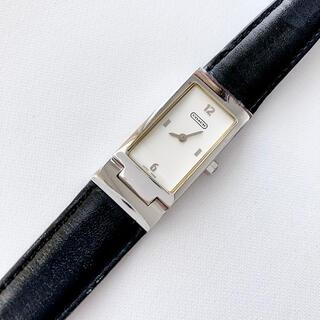 コーチ(COACH)のCOACH コーチ レディースクォーツ腕時計 稼動品 2針(腕時計)
