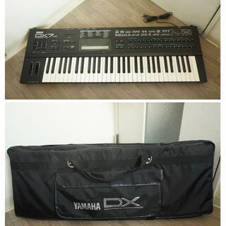 ヤマハ(ヤマハ)のYAMAHA DX7IID FM音源 シンセサイザー(キーボード/シンセサイザー)