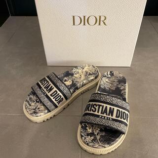 Christian Dior - christian dior サンダル2021 値下げ!