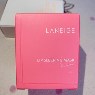 LANEIGE - LANEIGE リップスリーピングマスク ベリー 20g