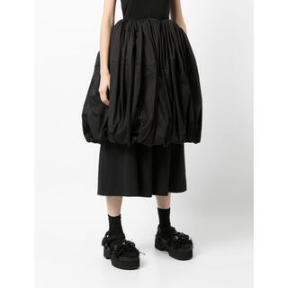 COMME des GARCONS - 【即完売】COMME des GARCONS 2021AW バルーンスカート