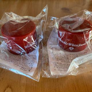 クリスタルジェミー(クリスタルジェミー)のチェンジ カオリホワイト リンクルホワイトジュエリー 25g 2個(オールインワン化粧品)