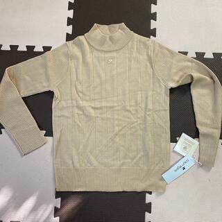 Courreges - 新品 クレージュ 薄手セーター