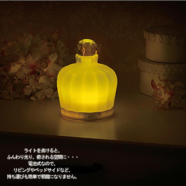 アロマ ディフューザー ドレス ミニ コスメ/美容のリラクゼーション(アロマディフューザー)の商品写真