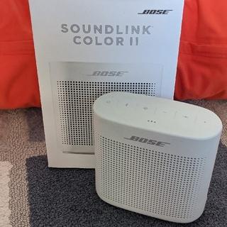 BOSE - Bose SoundLink Color speaker II 2 ホワイト