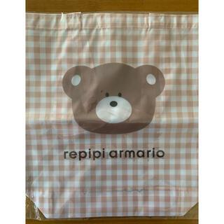 repipi armario - repipi armario バック エコバッグ