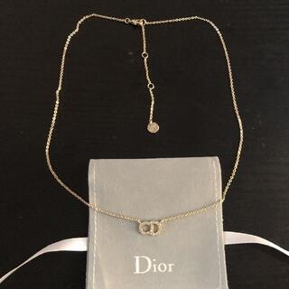 Christian Dior - ω ディオール Dior  ネックレス ω