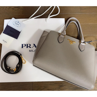 PRADA - PRADA ハンドバッグ