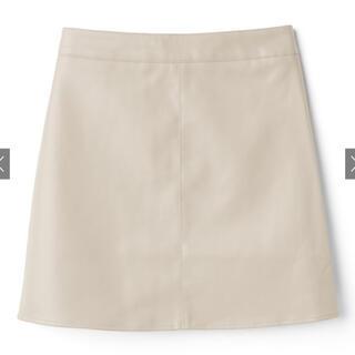 グレイル(GRL)のレザータイトスカート(ミニスカート)
