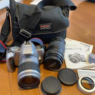 キヤノン(Canon)のCanon EOS kiss5 カメラ(フィルムカメラ)