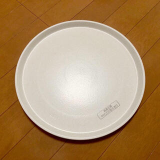 SHARP - 美品 シャープ 電子レンジ 皿 31.5cm セラミック
