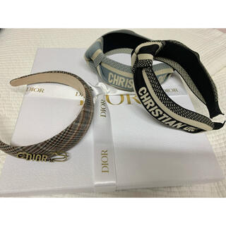 Christian Dior - ディオール カチューシャ インポート