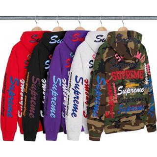 Supreme - シュプリーム Supreme Logo Hooded Sweatshirt