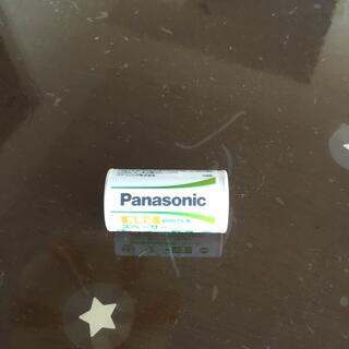 パナソニック(Panasonic)のパナソニック 電池スペーサー  単3→単2(その他)