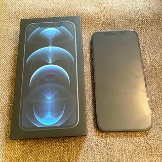 iPhone - iPhone 12 Pro 128 GB パシフィックブルー SIMフリー