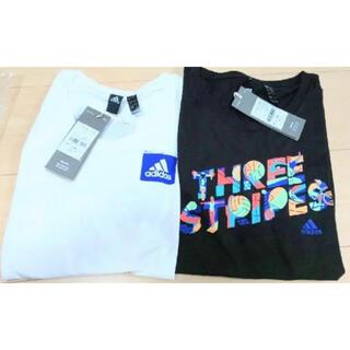 アディダス(adidas)の新品未使用★アディダス レディース 福袋M  Tシャツ2枚セット(Tシャツ(半袖/袖なし))