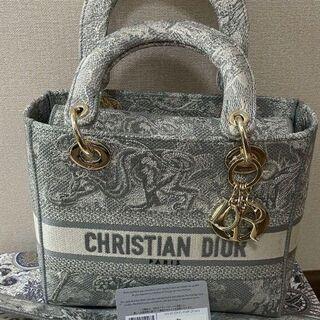 Christian Dior - DIOR ミディアムバック