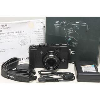 フジフイルム(富士フイルム)の富士フイルム FUJIFILM X10(コンパクトデジタルカメラ)
