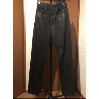 リックオウエンス(Rick Owens)のrickowens DRKSHDW 19fw 28サイズ日本製セルビッジデニム(デニム/ジーンズ)