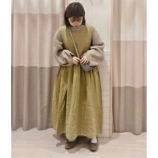 SM2 - *SM2*【リネン】バックリボンジャンパースカート♪*