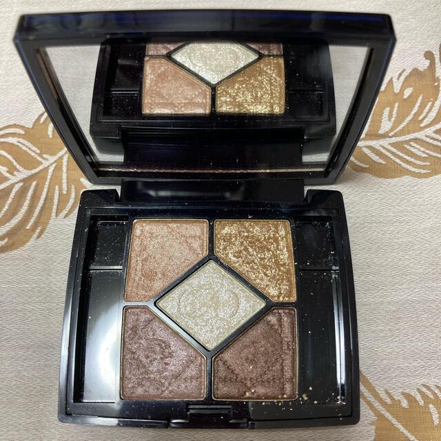 Dior(ディオール)のDior サンク クルール 764 FAIRY GOLDS 限定品 コスメ/美容のベースメイク/化粧品(アイシャドウ)の商品写真