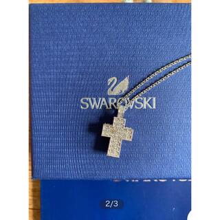 スワロフスキー(SWAROVSKI)のスワロフスキー キラキラネックレス(ネックレス)