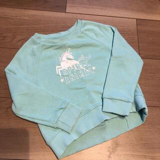 ベビーギャップ(babyGAP)のbaby GAP トレーナー 18〜24m 90サイズ(Tシャツ/カットソー)