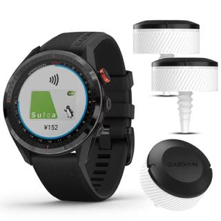 GARMIN - 距離計 ガーミン  S62 心拍計  GPS ゴルフナビ 時計 GARMIN