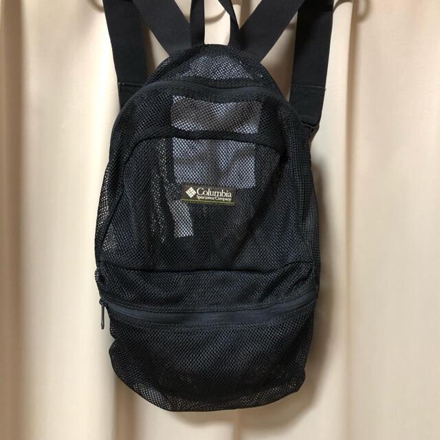 Columbia(コロンビア)のColumbia メッシュ リュック レディースのバッグ(リュック/バックパック)の商品写真