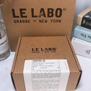 香水 Le labo ルラボ SANTAL 33 100ml *新品未使用