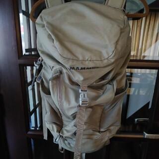 マムート(Mammut)のMAMMUT リュック CREON TOUR 20L(登山用品)