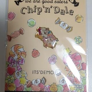 チップ&デール - ディズニー ハロウィン  チップ  デール   ピンバッチ
