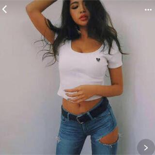 ジェイダ(GYDA)のGYDA mickeyコラボ Tシャツ(Tシャツ(半袖/袖なし))