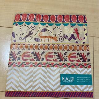 カルディ(KALDI)の未使用‼︎KALDI★ショップバッグ10枚セット(ショップ袋)