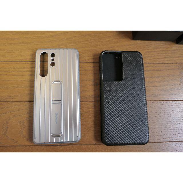 SAMSUNG(サムスン)の★Galaxy S21 Ultra 5G 香港版 Dual SIM★超美品 スマホ/家電/カメラのスマートフォン/携帯電話(スマートフォン本体)の商品写真