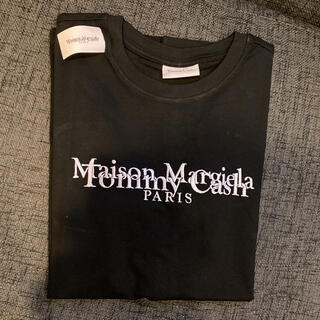 Maison Martin Margiela - 新品未使用 MaisonMargiela TommyCash コラボ TシャツL