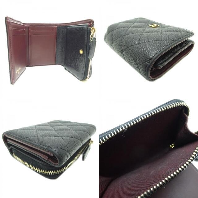 CHANEL(シャネル)のシャネル 三つ折り財布 レディースのファッション小物(財布)の商品写真