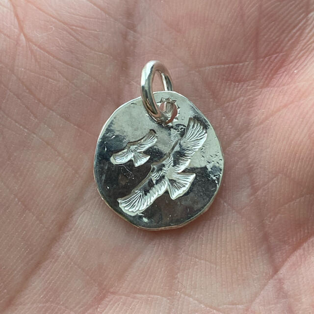 goro's(ゴローズ)の鷲見太郎 アラベスクシルバーメタル メンズのアクセサリー(ネックレス)の商品写真