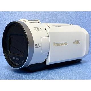 Panasonic - 美品 HC-VX2M-W Panasonic ビデオカメラ 4K 光学24倍