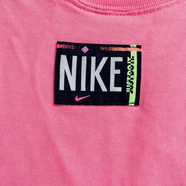 NIKE(ナイキ)のNIKE just do it タンクトップ トップス カットソー レディースのトップス(Tシャツ(半袖/袖なし))の商品写真