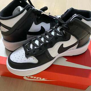 NIKE - NIKE  WMNS   DUNK  HIGH   UP   パンダ