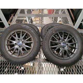 BRIDGESTONE - ブリジストン スタッドレス タイヤホイールセット vrx2 175/65R/14