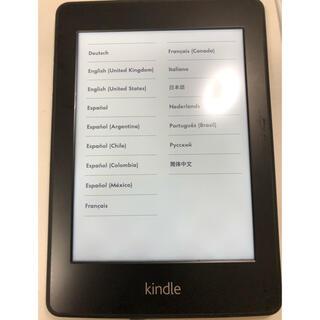 Kindle Paperwhite Wi-Fi (第5世代) 純正ケース付