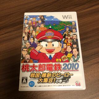 Wii - 桃鉄 Wii 桃太郎電鉄2010 戦国・維新のヒーロー大集合の巻