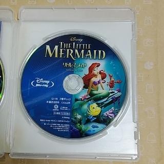 Disney - 再値下げしました。リトルマーメイド  Blu-ray