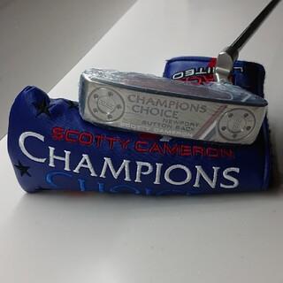 Scotty Cameron - スコッティキャメロン チャンピオンズチョイス ニューポート 34インチ